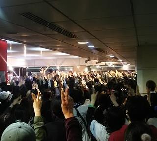 SRC9th 瓦町駅地下広場.JPG